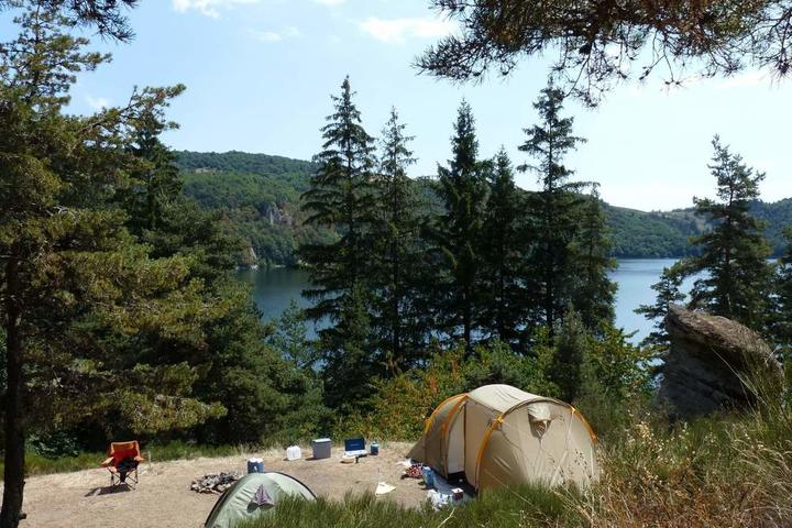 Camping Municipal les Bords du Lac